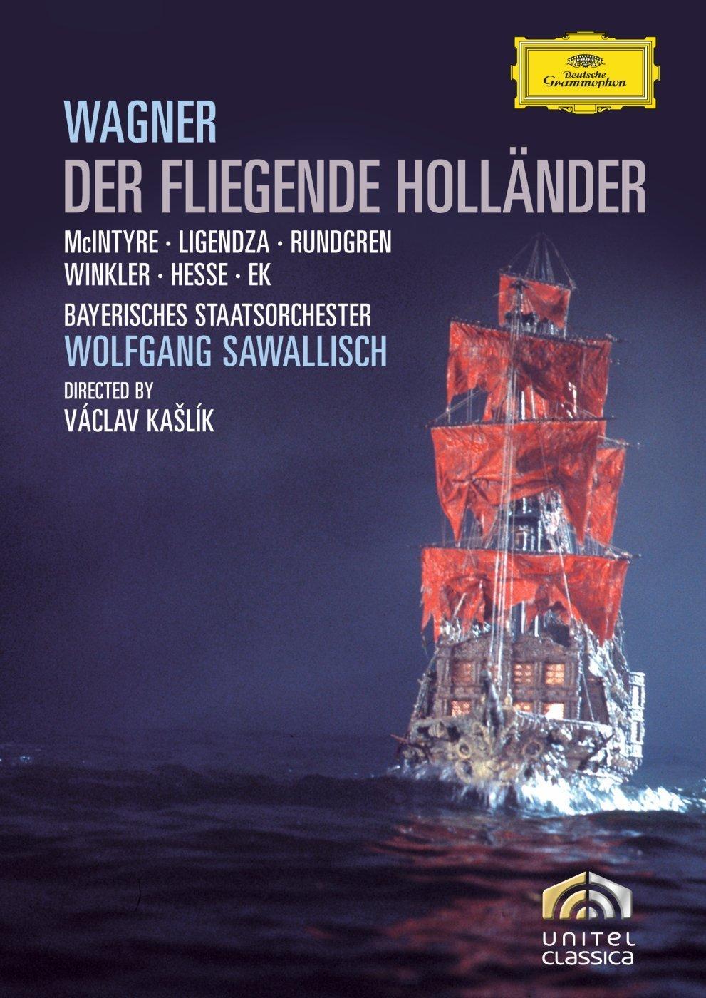 Fliegende Hollander Sawallisch dvd