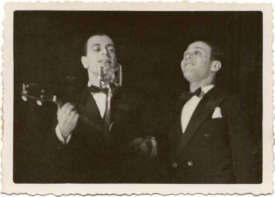 Johnny en Jones Antwerpen