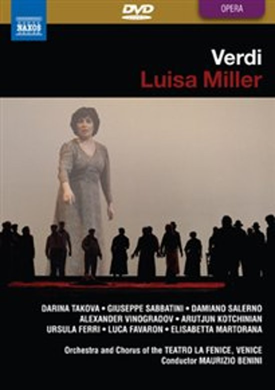 Luisa Miller Naxos