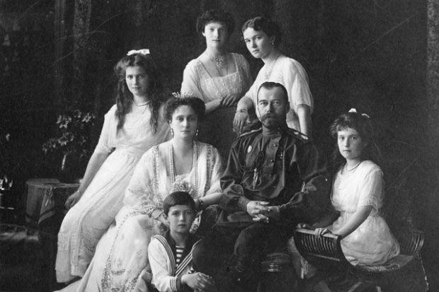 Anastasia Romanovs