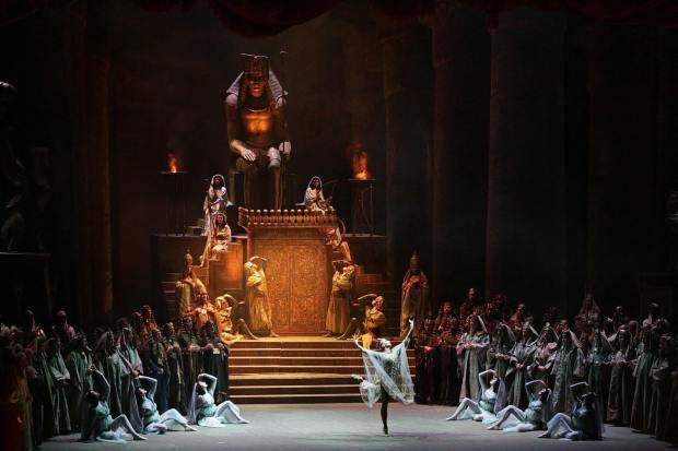 Aida ballet