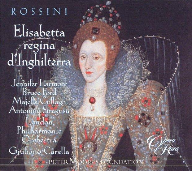 Opera Rara Elisabetta