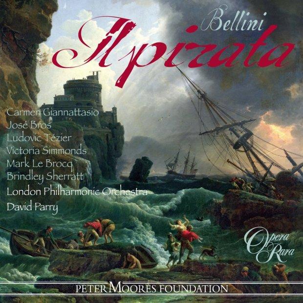 Opera Rara Il Pirata
