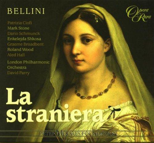 Opera Rara La Straniera
