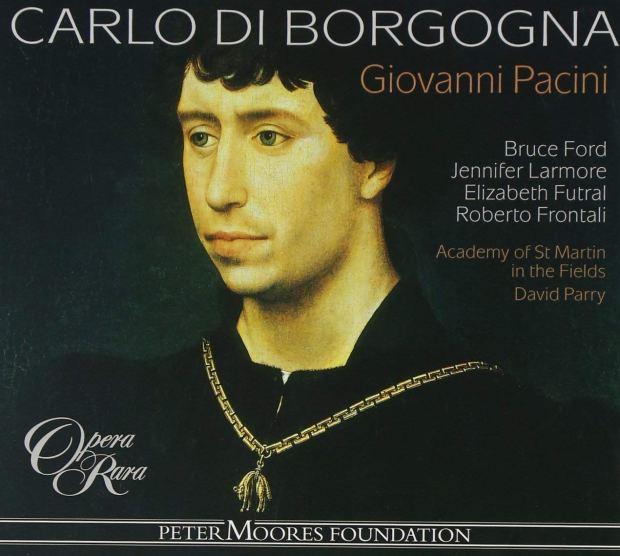 Opera Rara Pacini Carlo