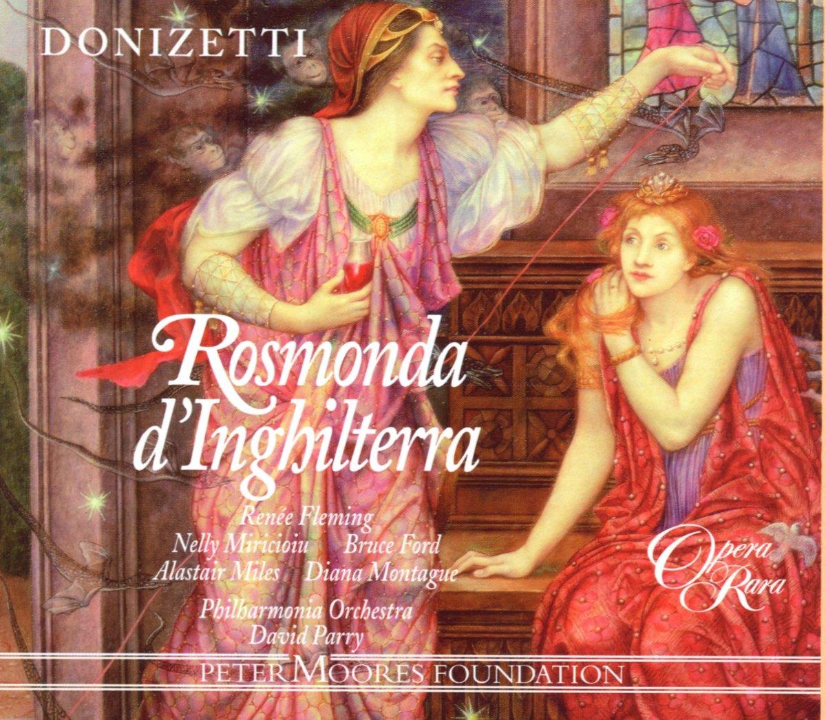 Opera Rara Rosmonda