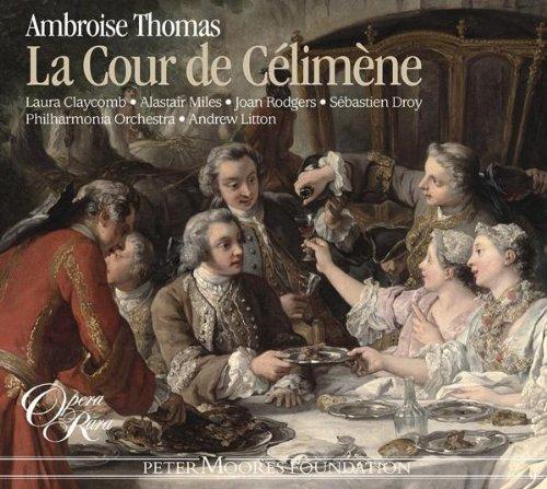 Opera Rara Thomas Celimene
