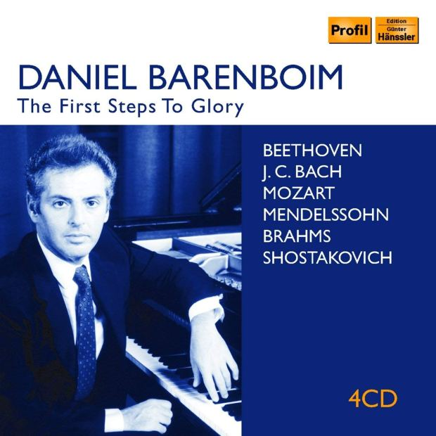 Barenboim first steps