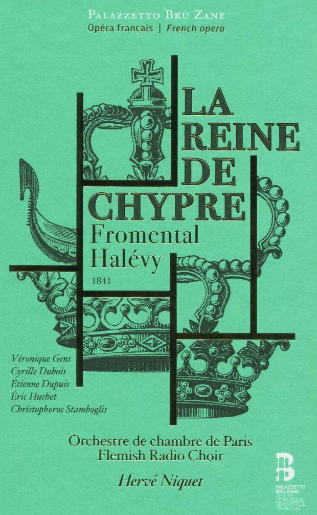 Halevy La Reine du Chypre