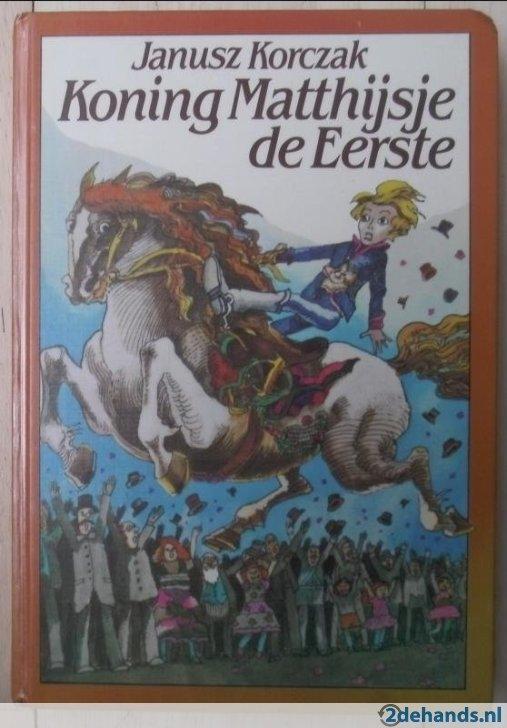 Korczak koning matthijse