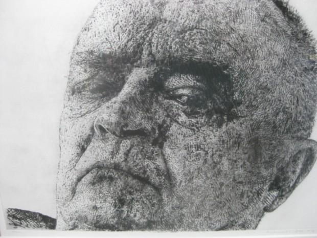 Korczak Söll zelfportret