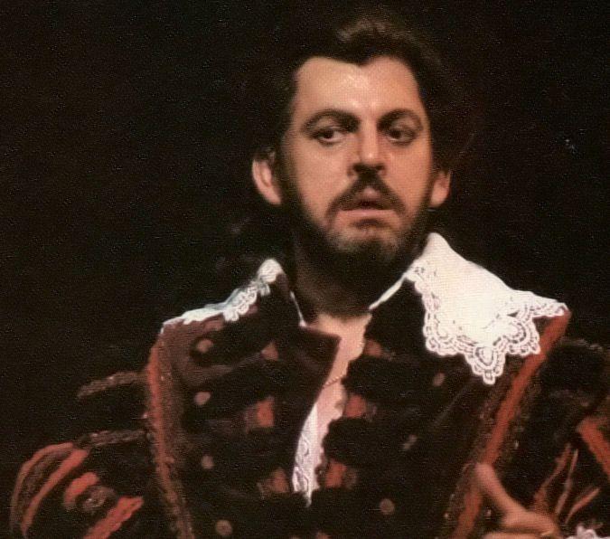 Allen als mooie Giovanni