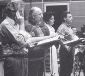 Allen recording