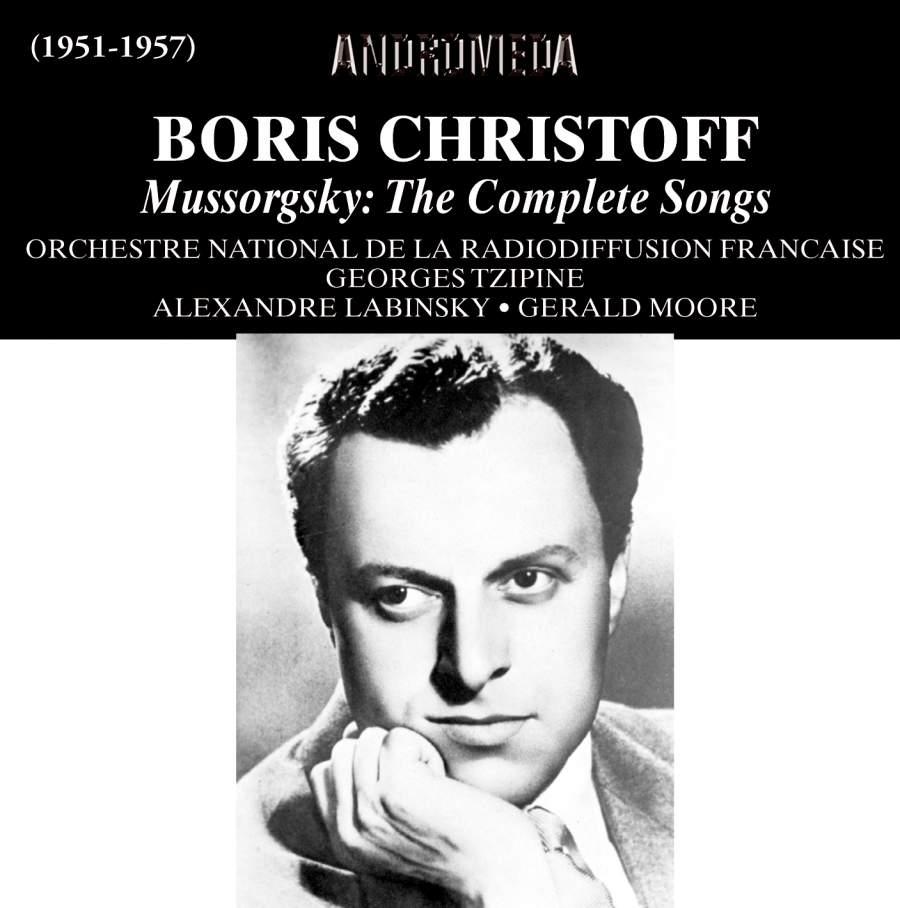 Boris Christoff liederen