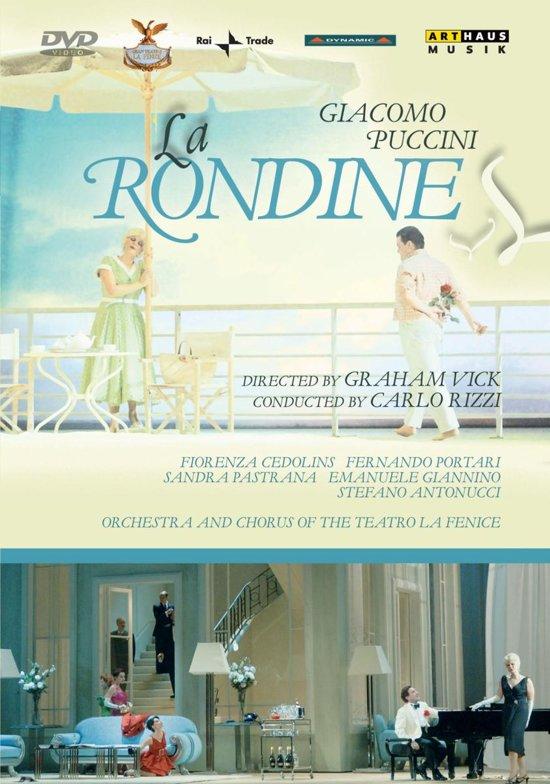 La Rondine Cedolins