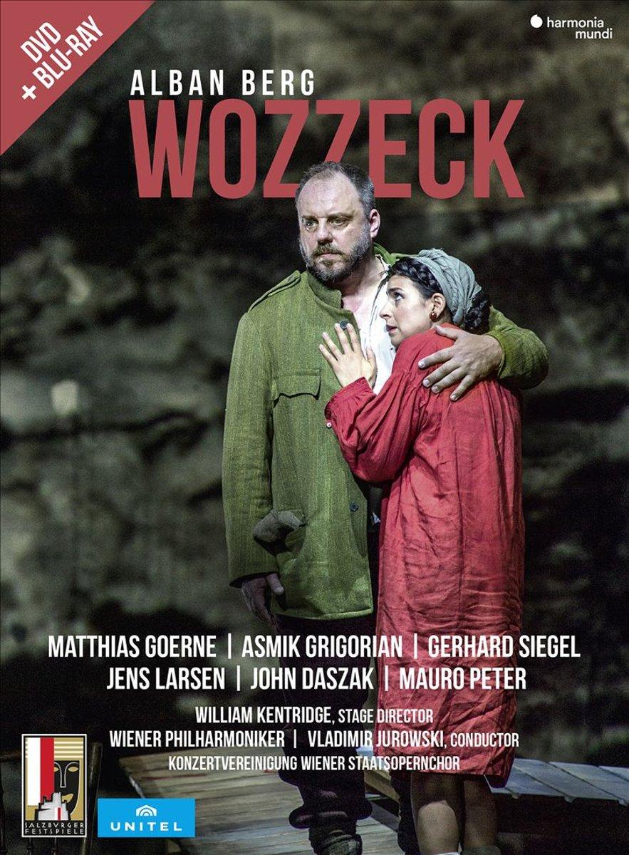 Wozzeck Kentridge dvd