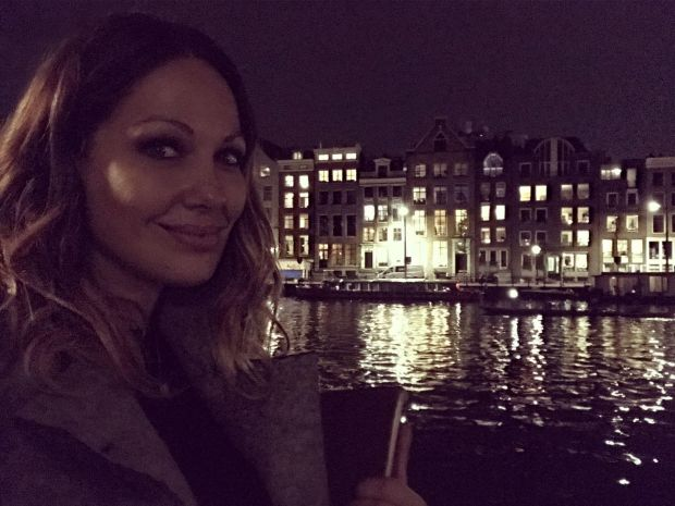 Nino in Amsterdam