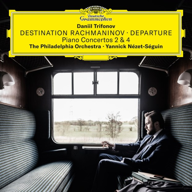 Rachmaninov Trifonov