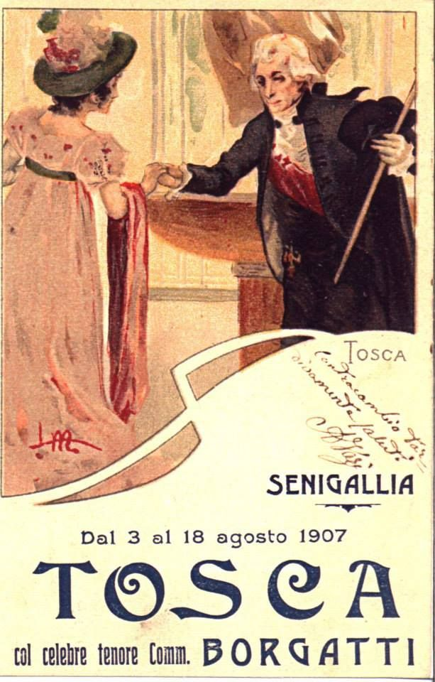 Tosca 1907