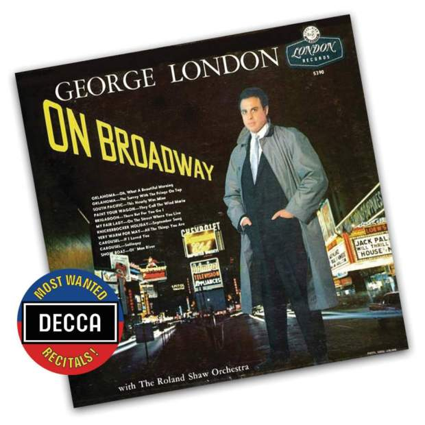 Decca London