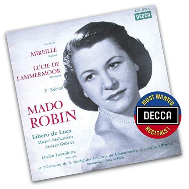 Decca Robin