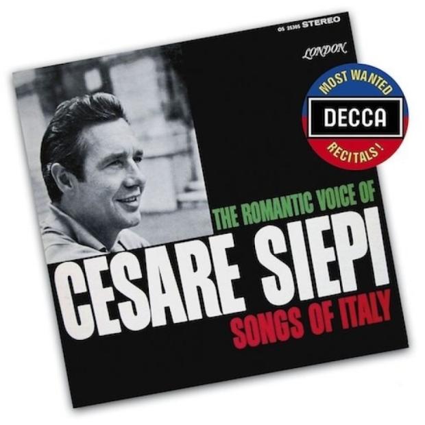 Decca Siepi italiaans