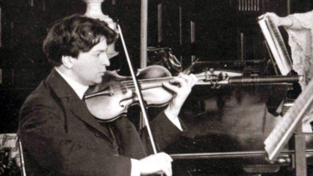 Enescu viool