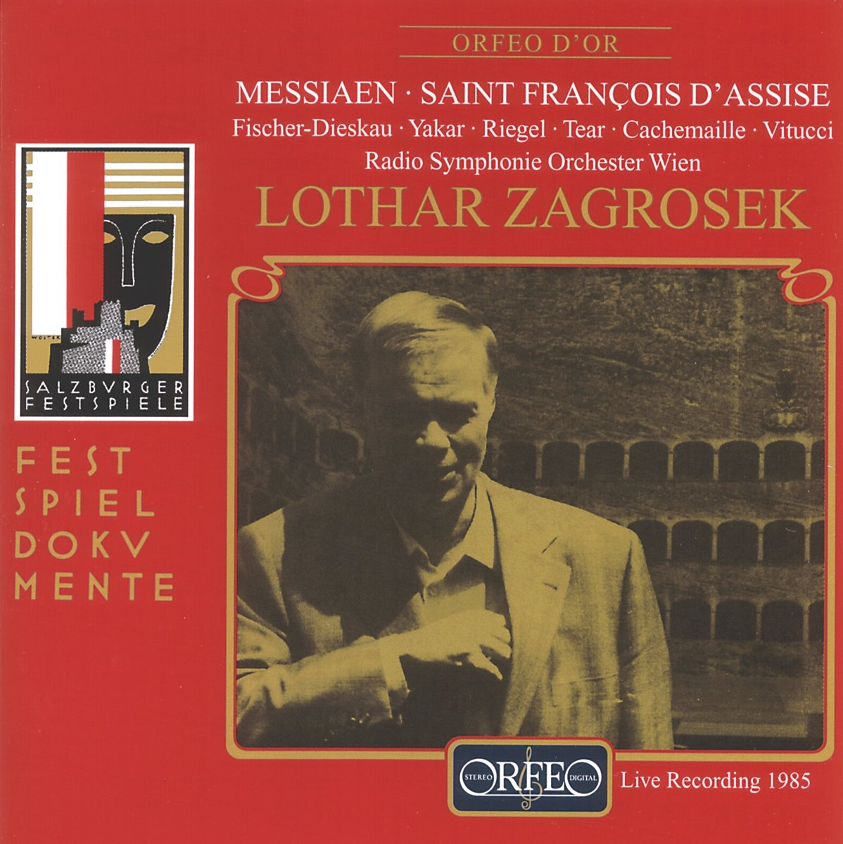 Messiaen Zagrosek