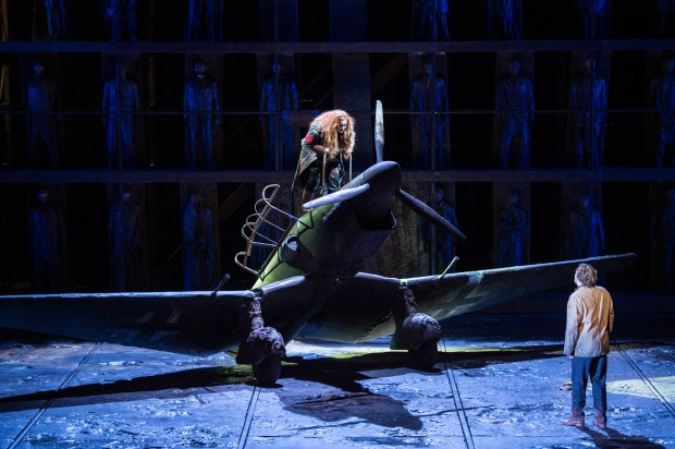 Oedipe - De Nationale Opera - credits Monika Rittershaus 254