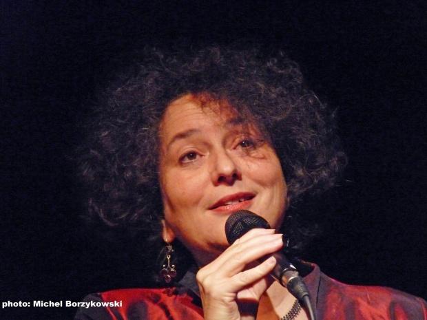 Shura Lipovsky concertfoto