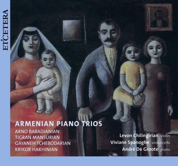 armenian piano trios