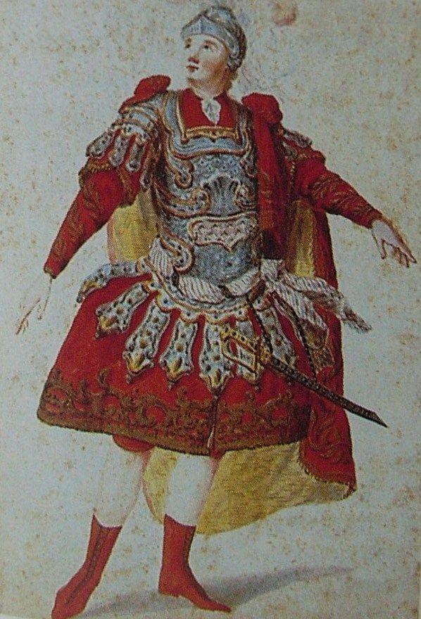 Idomeneo Anton Raaff