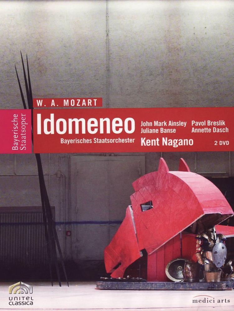 Idomeneo Munchen Medici arts