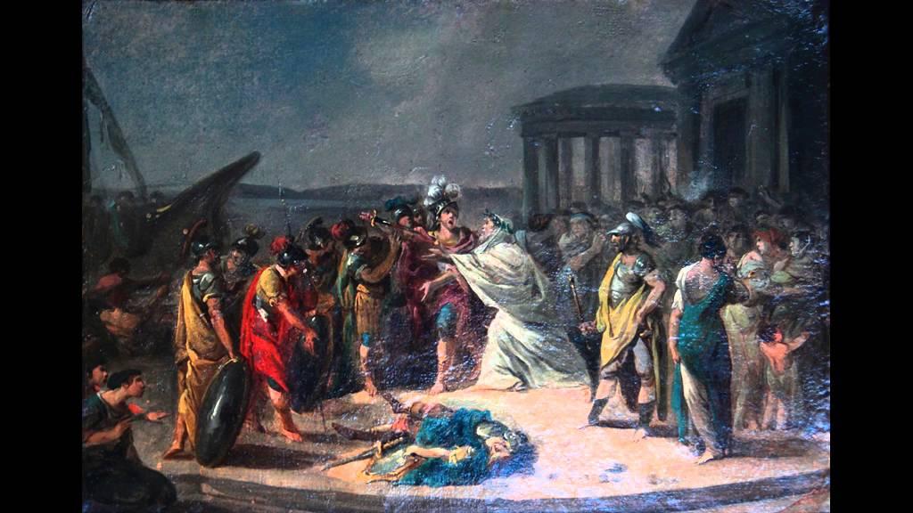 Idomeneo terugkeer