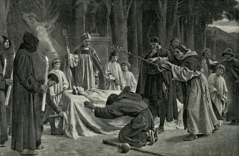 Tannhaueser The_Redemption_of_Tannhauser_1890