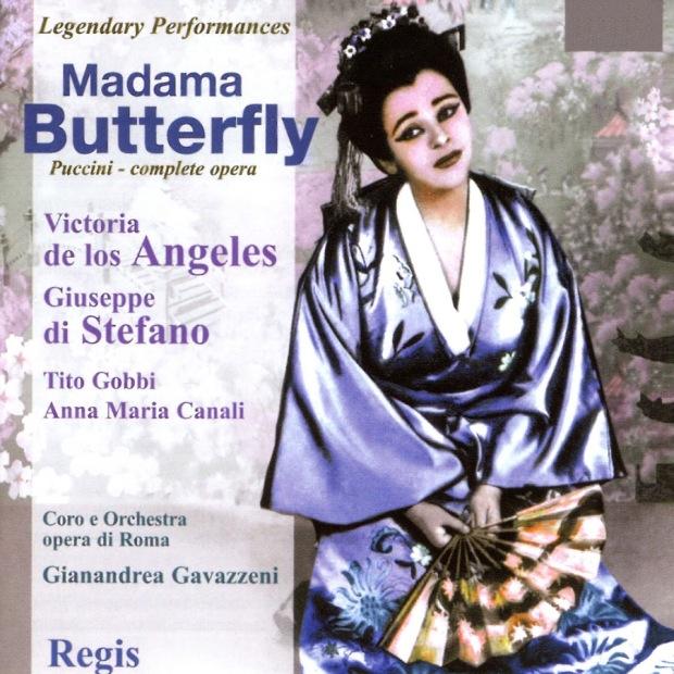Butterfly de los Angels