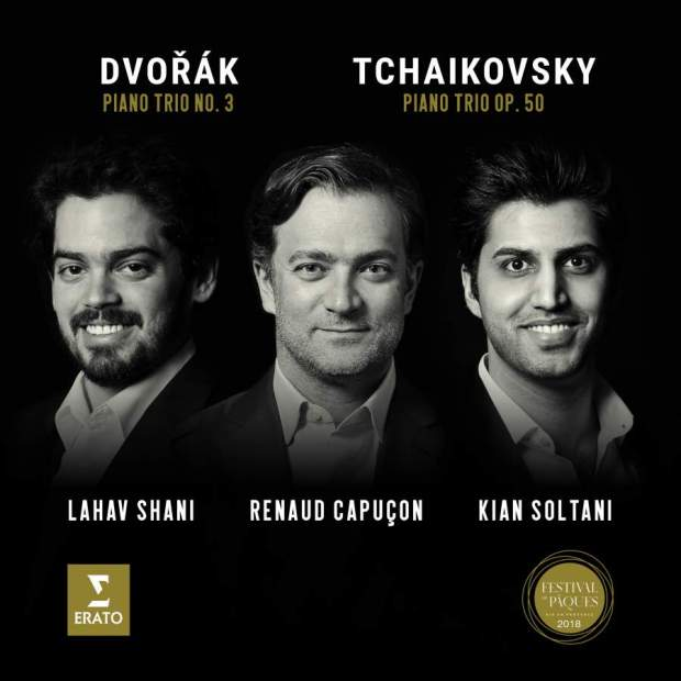 Tsjaikovski Dvorak Shani
