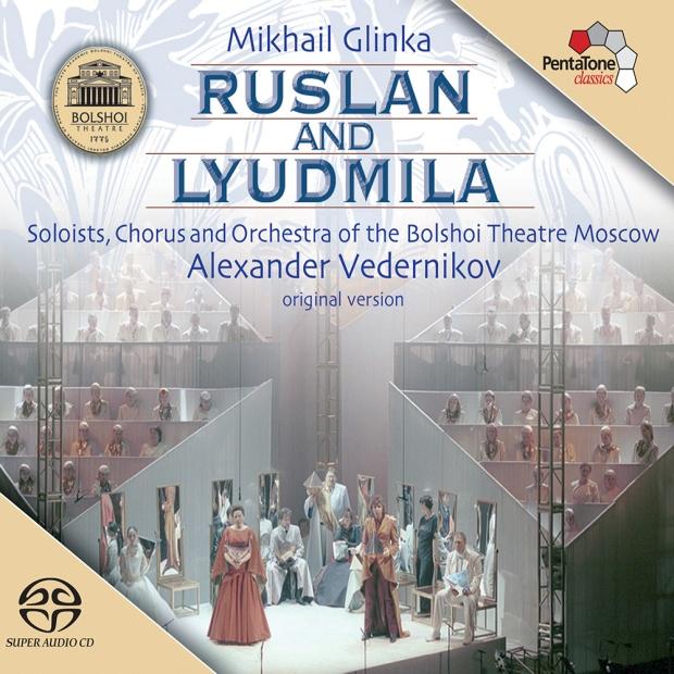 Ruslan en Ludmmila