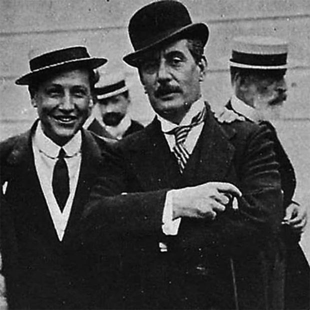 Turandot Alfano en Puccini