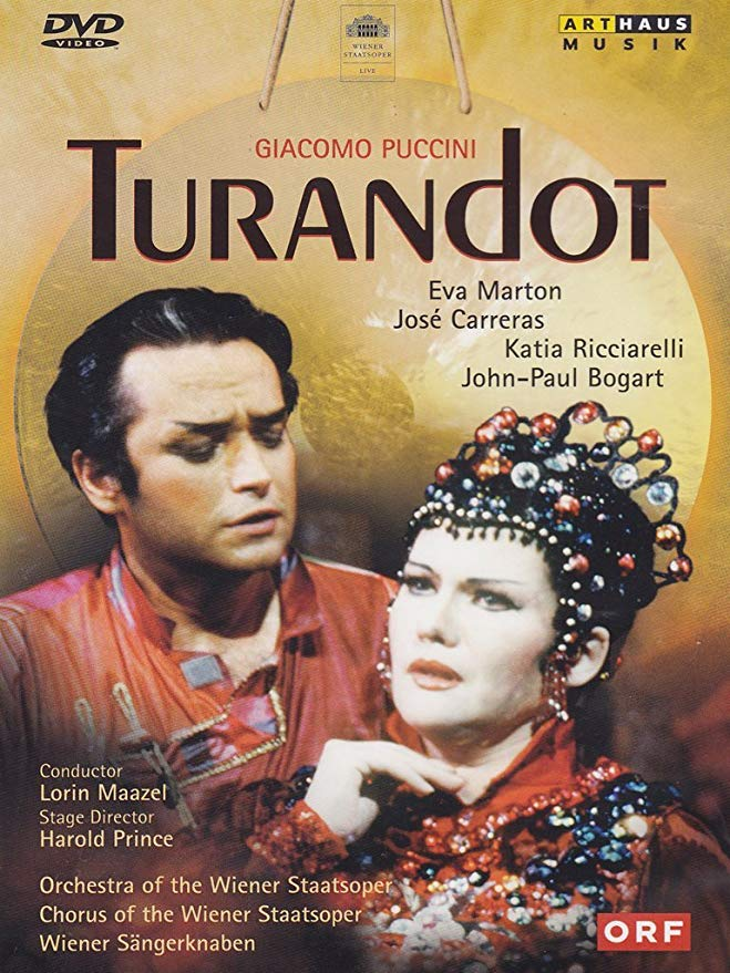 Turandot Carreras