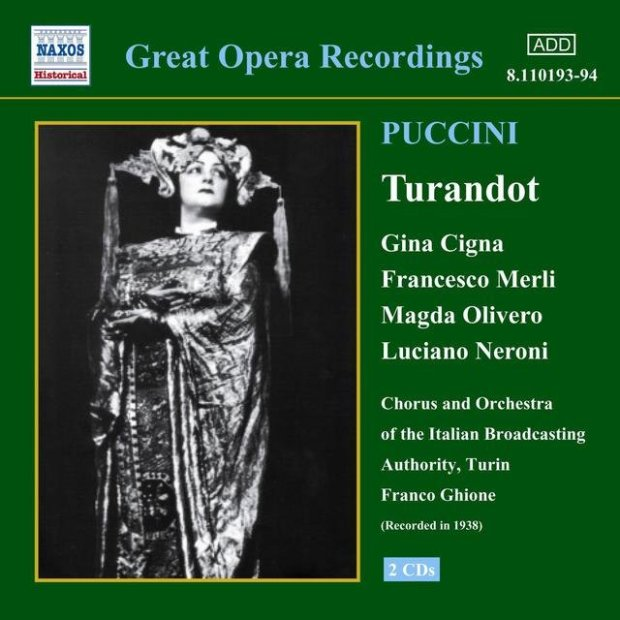 Turandot Cigna