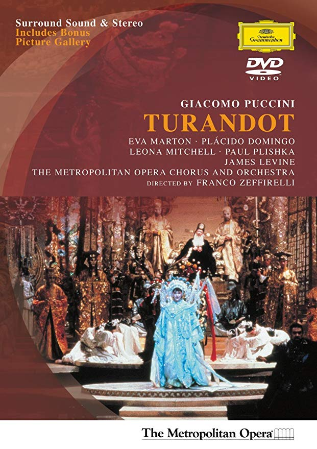 Turandot Domingo