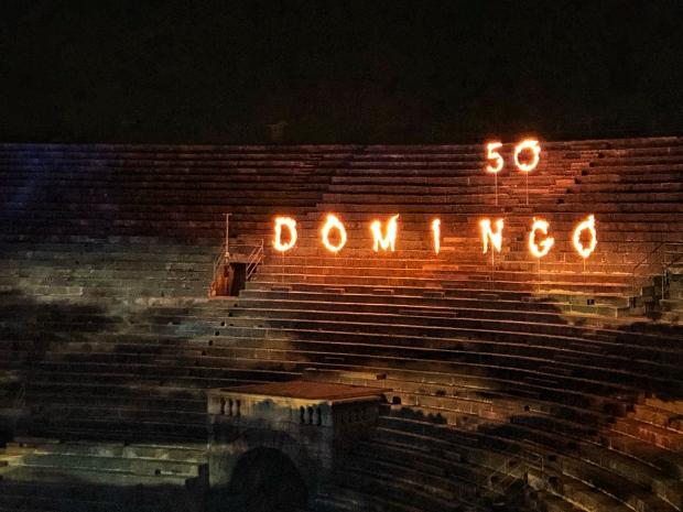 Domingo 50