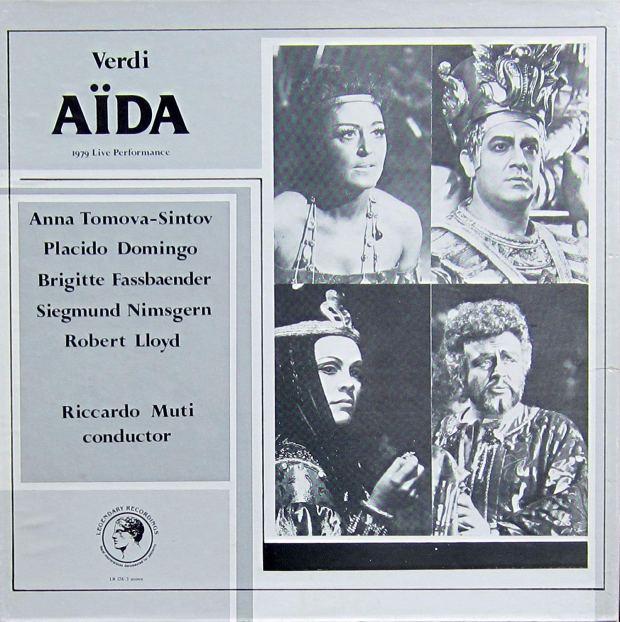 Domingo verdi Aida