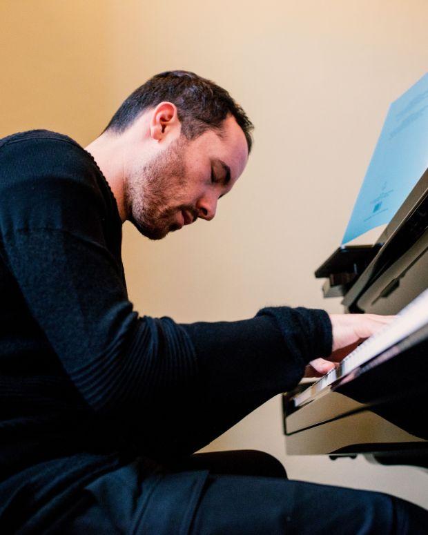 Levit piano
