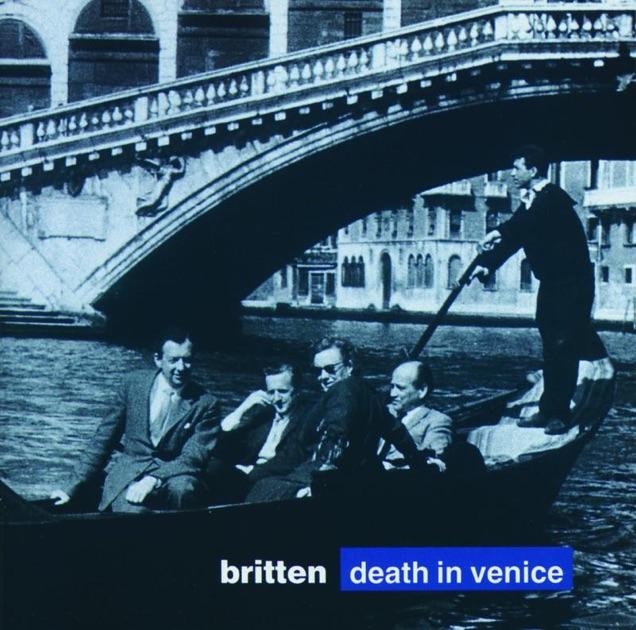 Death in Venice decca