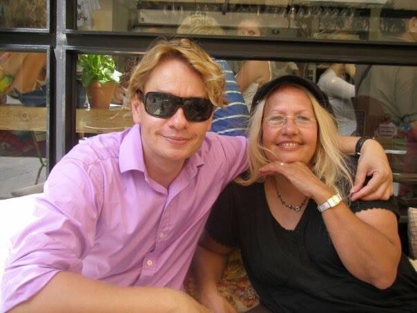 Ivan met moeder