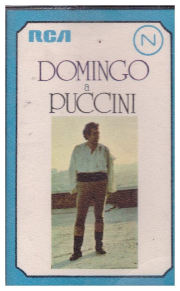 Puccini Domingo