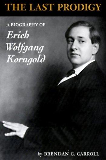 Korngold boek