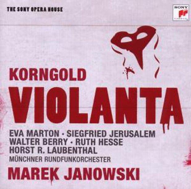 KOrngold Violanta